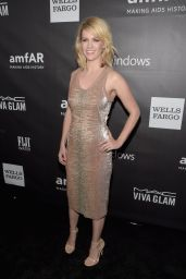January Jones - 2014 amfAR LA Inspiration Gala in Hollywood