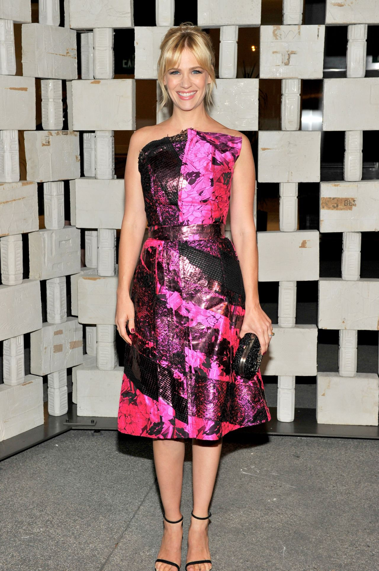 January Jones – 2014 Hammer Museum's Gala in the Garden in Westwood