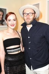 Jena Malone at Jeff Vespa