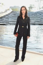 Jennifer Connelly - Paris Fashion Week - Louis Vuitton Show, Oct. 2014
