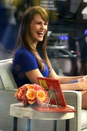 Jennifer Garner Tapes an Appearance on