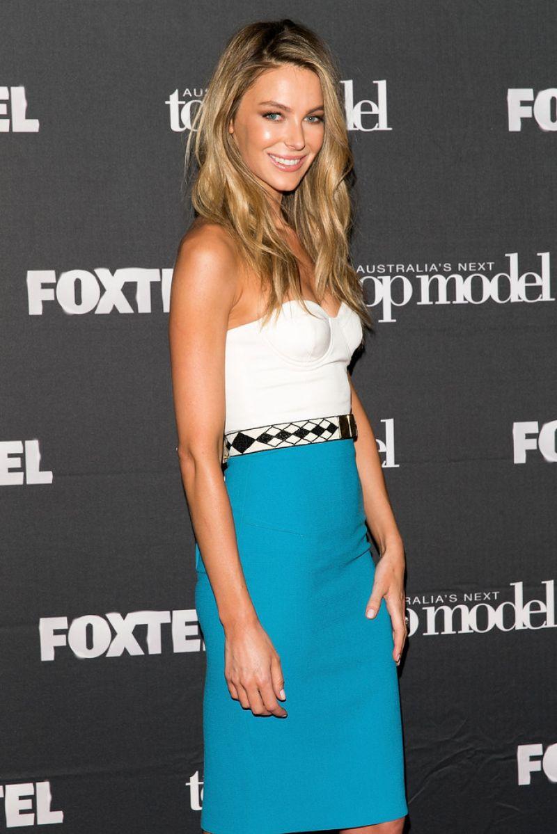 Jennifer Hawkins - Australia