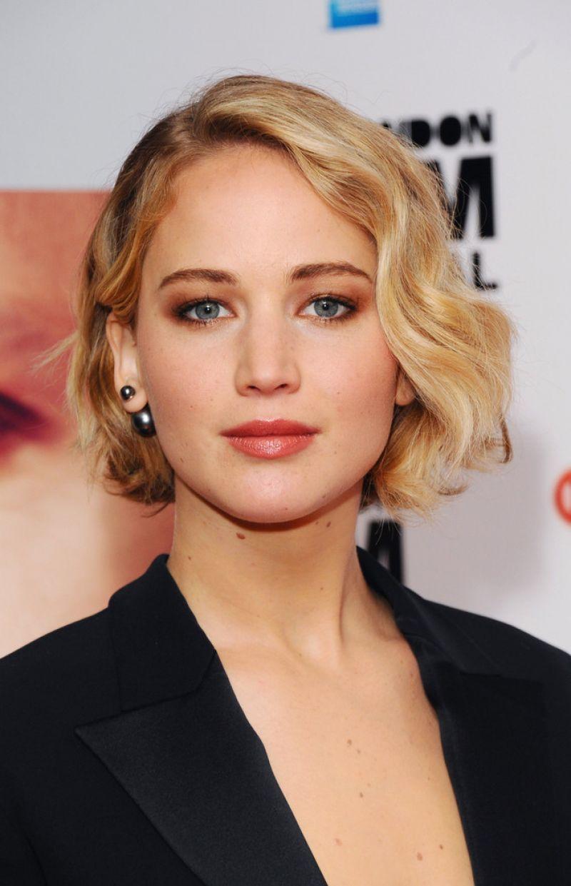 Jennifer Lawrence - 'Serena' Premiere, 2014 BFI London ...