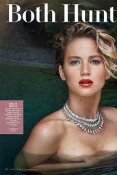Jennifer Lawrence - Vanity Fair Magazine November