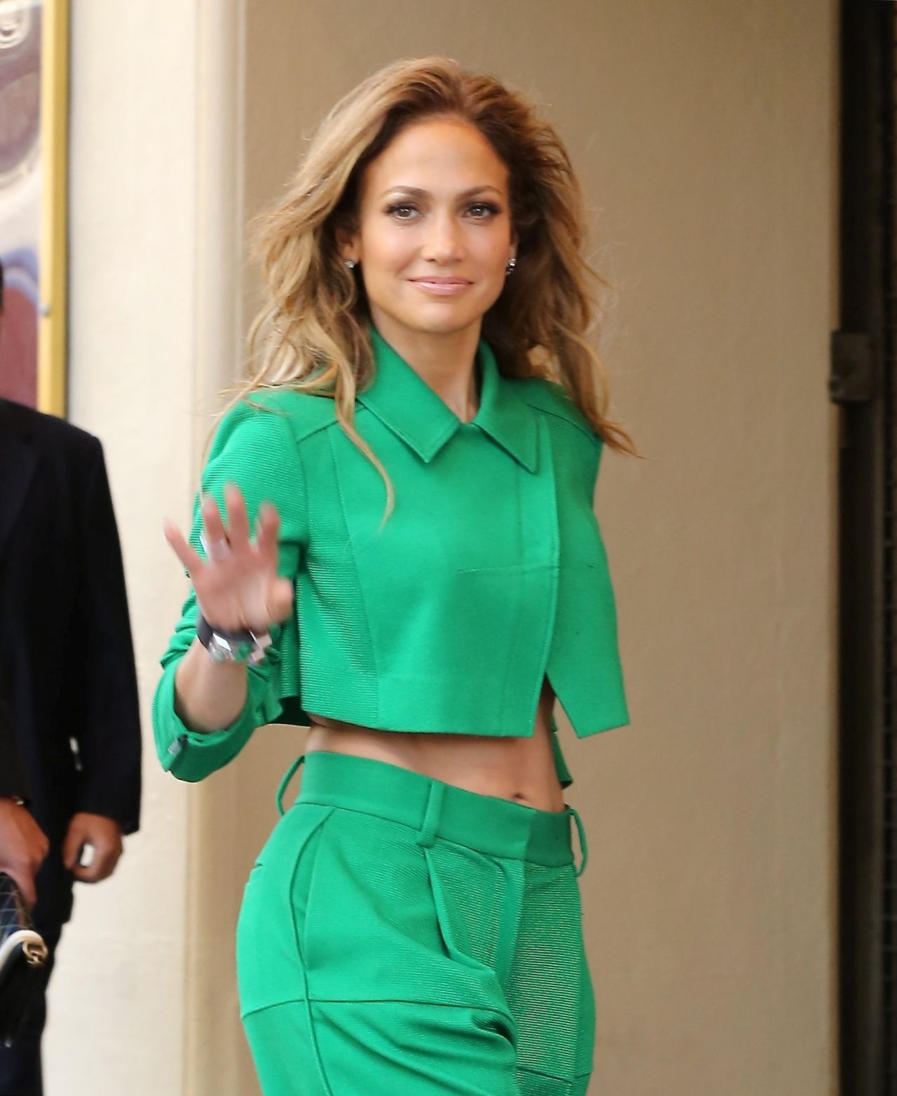 jennifer lopez style out filming in hollywood october 2014