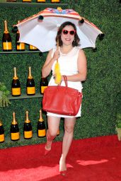 Jennifer Tilly - 2014 Veuve Clicquot Polo Classic in Los Angeles