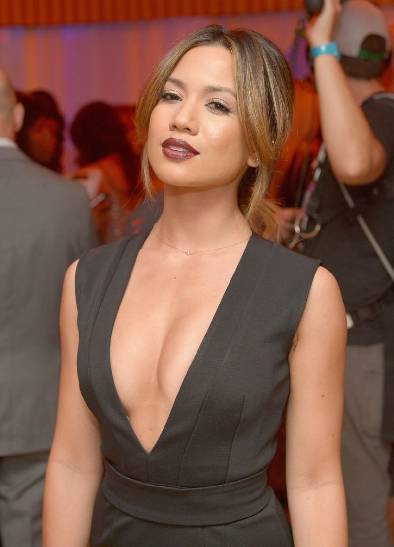 Jessi Malay Latina Magazine S Hollywood Hot List Party