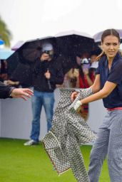Jessica Alba - 2014 Mission Hills World Celebrity Pro-Am Golf Tournament in Haikou City