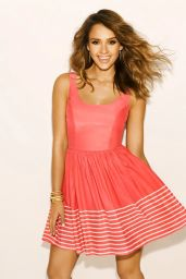 Jessica Alba Photoshoot - Redbook 2014