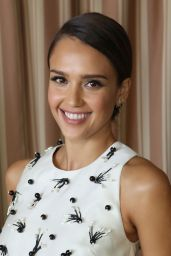 Jessica Alba - SELF Luncheon in Los Angeles - October 2014