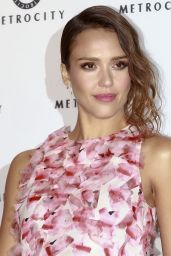 Jessica Alba - Seoul Collection Spring/Summer 2015 Photocall in Seoul