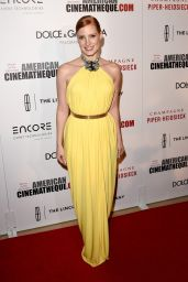 Jessica Chastain – 2014 American Cinematheque Awards in Beverly Hills