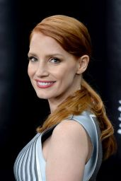 Jessica Chastain - Alexander Wang x H&M Collection Launch in New York City