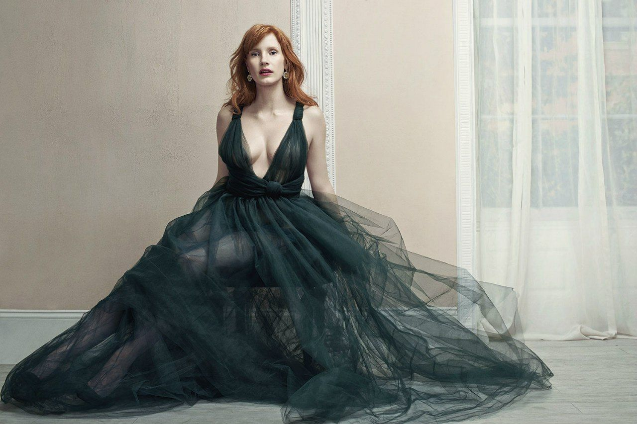 Jessica Chastain - Harper