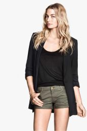 Jessica Hart - H&M Collection 2014