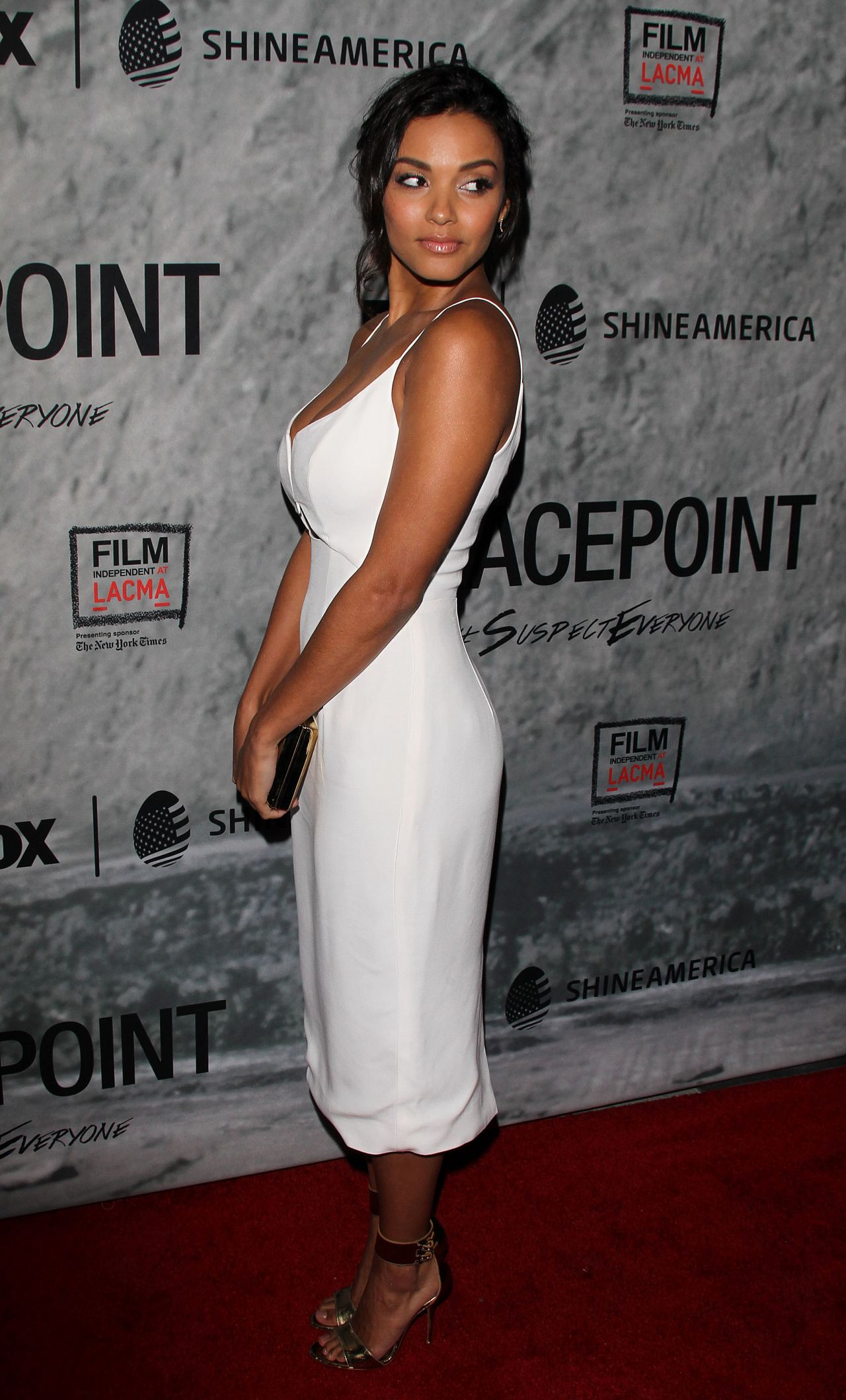 Jessica Lucas - Gracepoint Screening In Los Angeles-2463