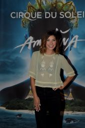 Jessica Szohr - Cirque Du Soleil Amaluna Premiere Night in Atlanta - October 2014