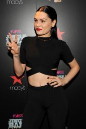 Jessie J at Jingle Ball 2014 Official Kick Off Event in New York City