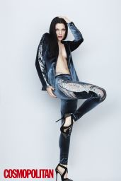 Jessie J - Cosmopolitan Magazine (UK) - November 2014 Issue
