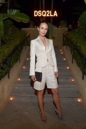 Jordana Brewster - Dsquared Boutique Launch in Los Angeles, October 2014