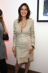 Julia Bradbury at Party Hosted by Jonathan Shalit to Celebrate his OBE