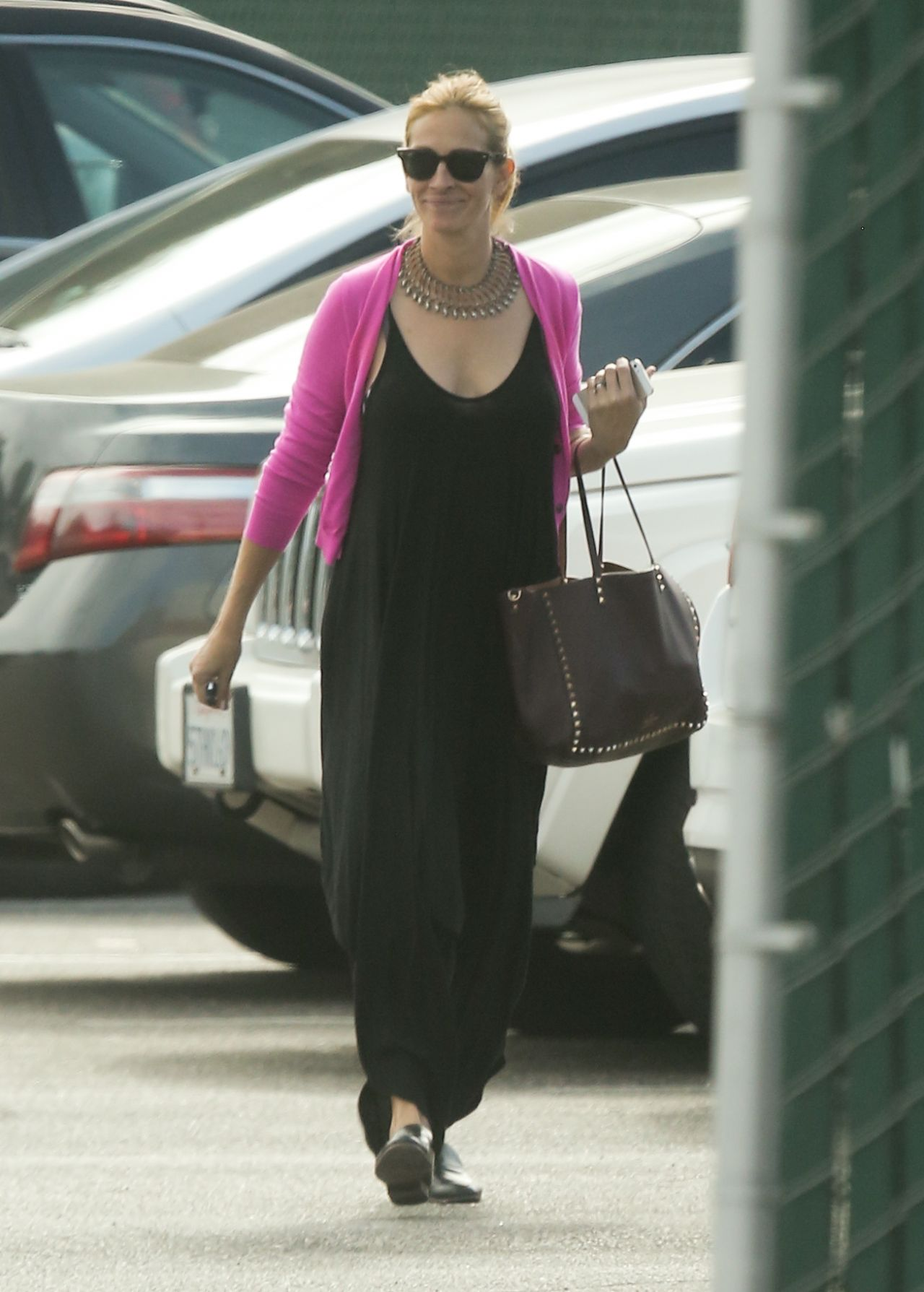 Julia Roberts - Out in Los Angeles - October 2014
