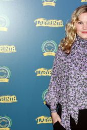 Julia Stiles - Celebrity Charades 2014: Judgement Day in New York City