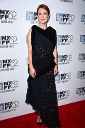 Julianne Moore - 2014 NYC Film Festival - Screening of