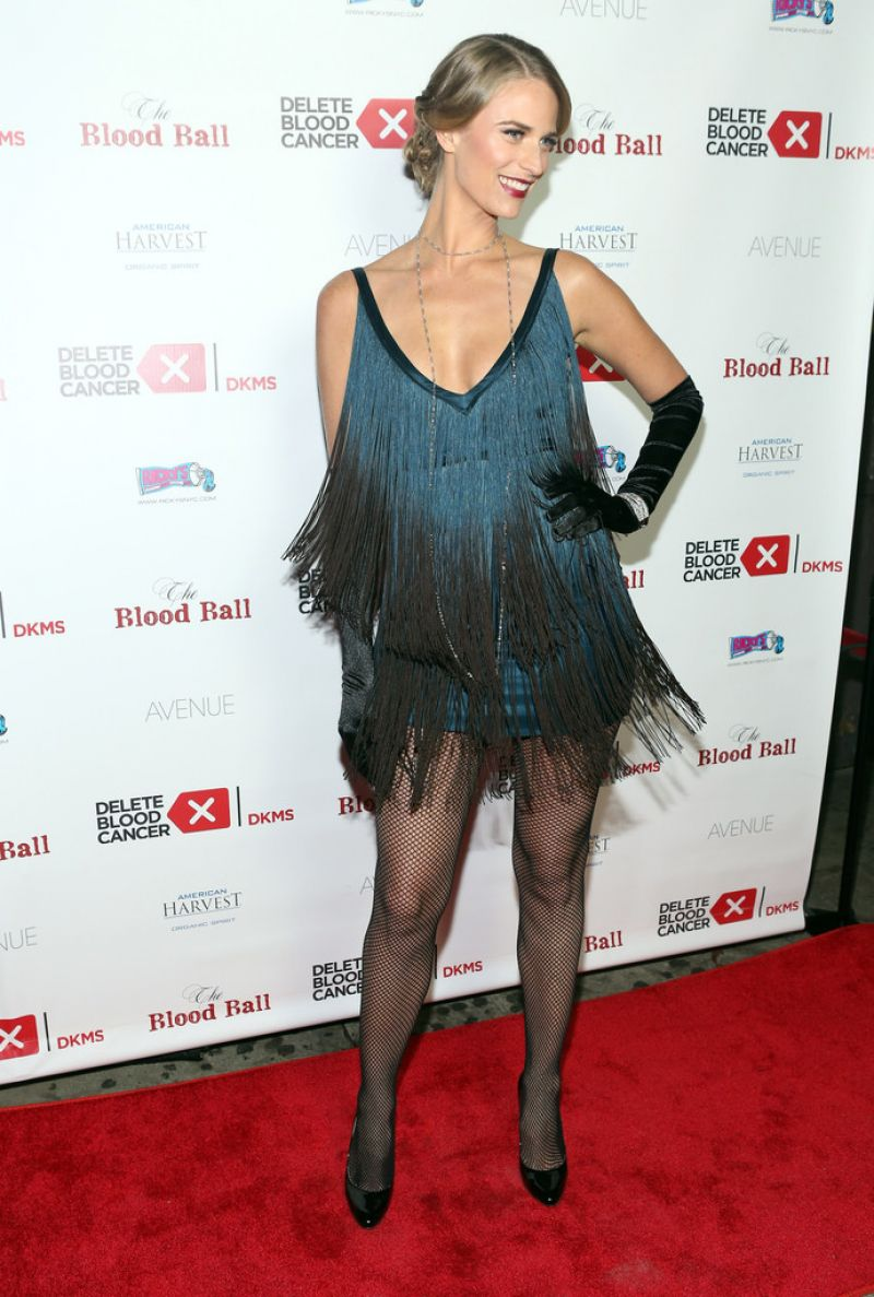 Julie Henderson - The Blood Ball to Benefit Delete Blood Cancer in New York City (2014)