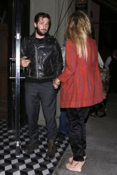 Juno Temple Night Out Style - at Craig