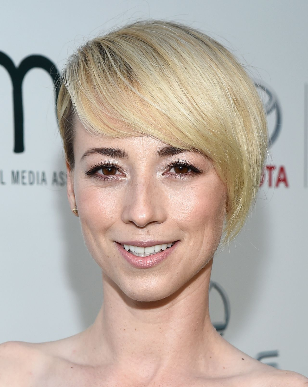 Karine Vanasse 2014 Environmental Media Awards In Burbank