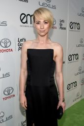 Karine Vanasse – 2014 Environmental Media Awards in Burbank