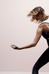Karlie Kloss - Nike Women Spring/Summer 2015 Collection Photoshoot