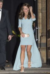 Kate Middleton - Wildlife Photographer of the Year 2014 Awards in London