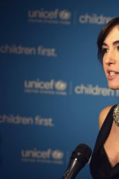 Kate Voegele – 2014 UNICEF Children's Champion Award Dinner in Boston