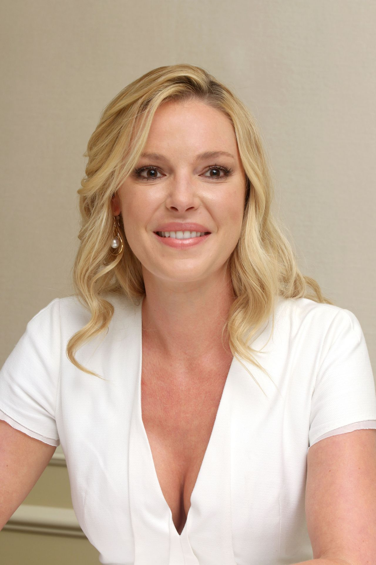 Katherine Heigl - 'State Of Affairs' Press Conference in ... Katherine Heigl