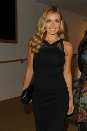 Katherine Jenkins - Andrew Levitas Launch Exhibition in London - October 2014