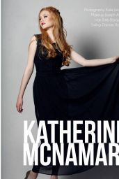 Katherine McNamara - Afterglow Magazine - October 2014 Issue