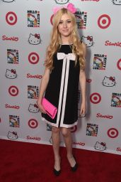 Katherine McNamara - Hello Kitty Con 2014 Opening Night Party in Los Angeles