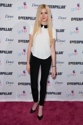 Katherine McNamara – International Day of the Girl 2014 in Los Angeles