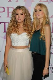 Katherine McNamara – Taylor Spreitler's 21st Birthday in Studio City