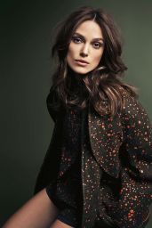 Keira Knightley - Photoshoot for Glamour (UK) - November 2014