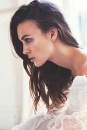 Keira Knightley - The Edit Magazine October 2014 Issue