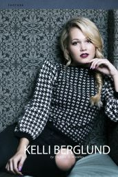 Kelli Berglund - Thrifty Hunter Magazine Fall 2014 Issue