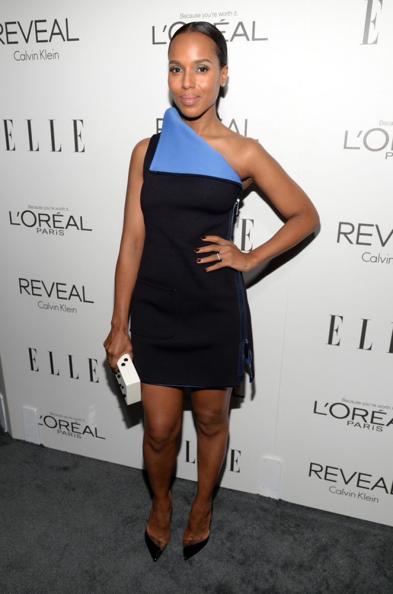 Kerry Washington – ELLE's 2014 Women in Hollywood Awards in Los Angeles