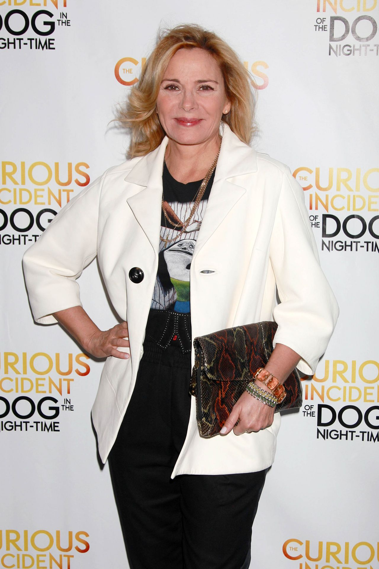 Kim Cattrall at