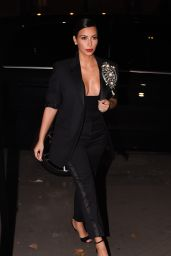 Kim Kardashian - 2014 CR Fashion Book #5 Launch Party in Paris