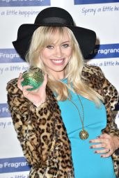 Kimberly Wyatt - Fragrance Launch at Westfield Shopping Centre in London - October 2014