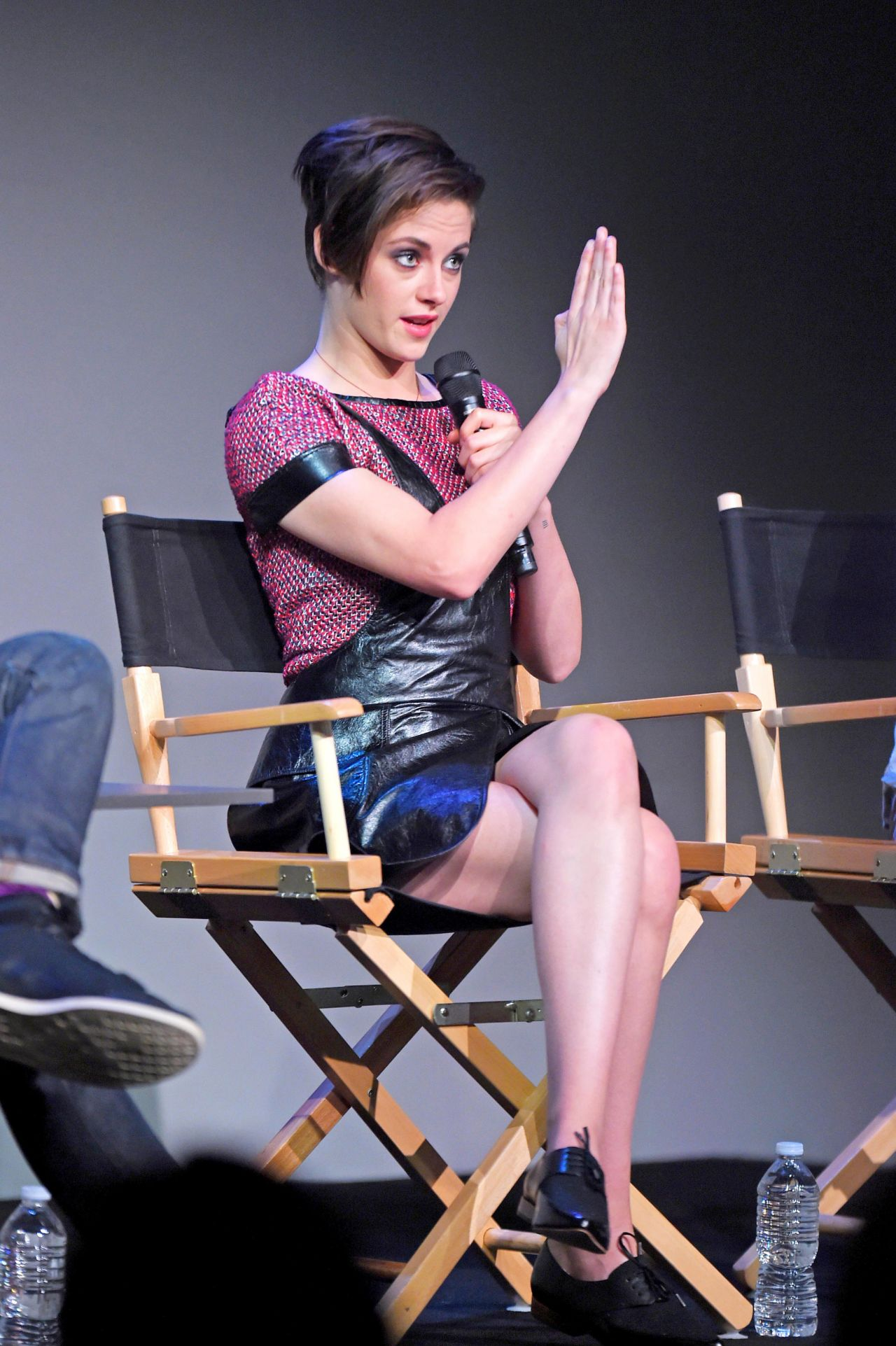 Kristen Stewart Apple Store Q Amp A Oct 2014