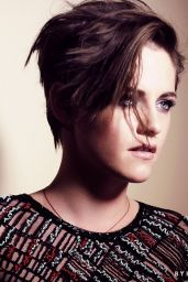 Kristen Stewart Photoshoot - Byrdie Portraits (2014)
